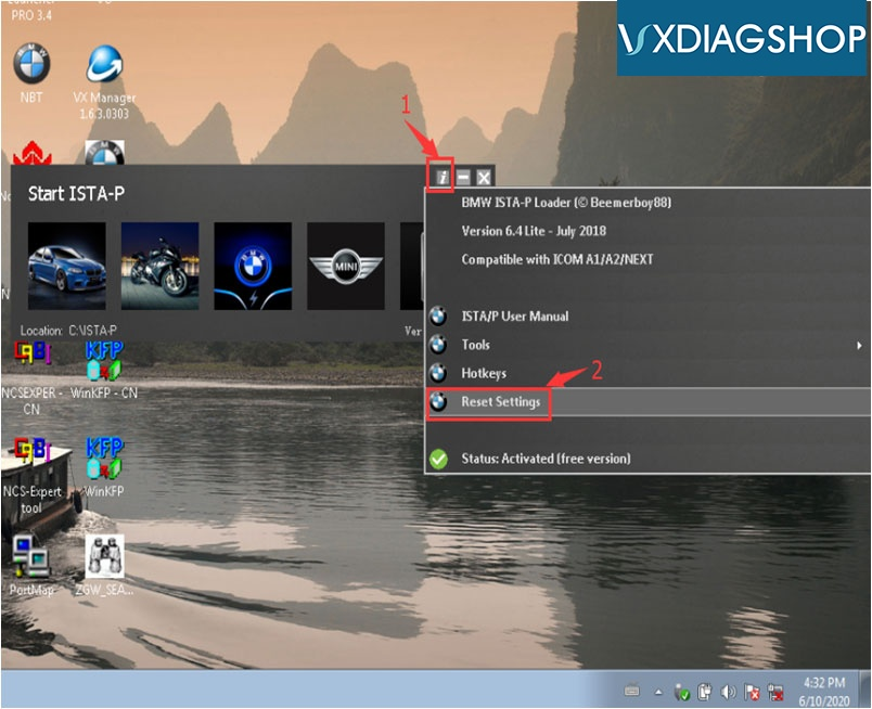 Change Vxdiag Bmw Language 2
