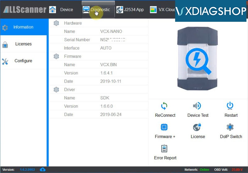 Install Vxdiag Volvo Vida 2015a 18