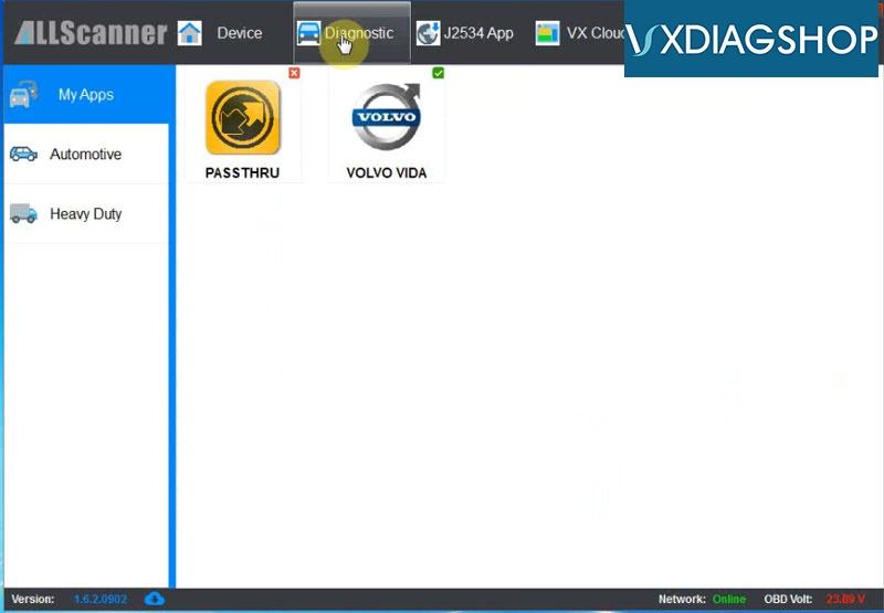 Install Vxdiag Volvo Vida 2015a 19