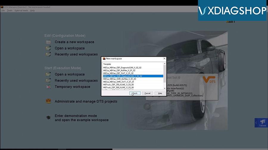 Vxdiag Benz C6 Dts Monaco Doip Programming 09