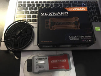 Vxdiag Vcx Nano Mazda Cx7 Review 1