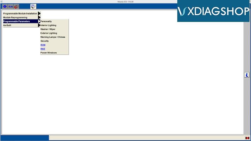 Vxdiag Vcx Nano Mazda Cx7 Review 7
