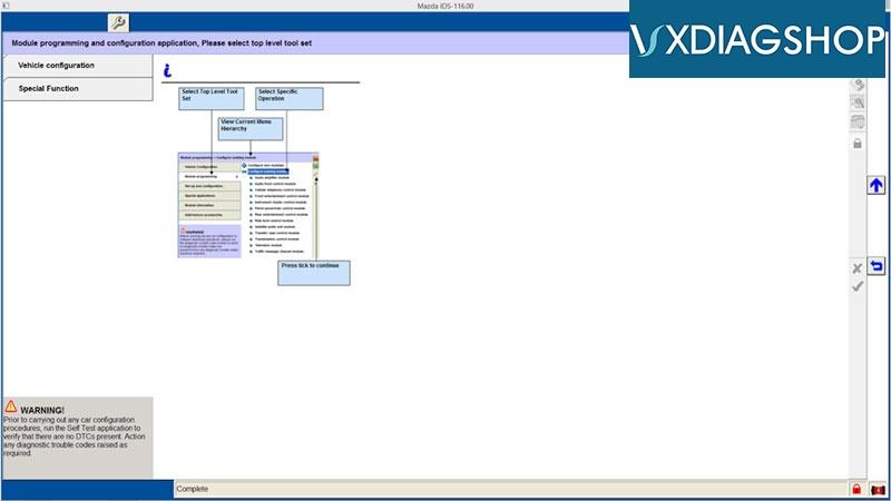 Vxdiag Vcx Nano Mazda Cx7 Review 8