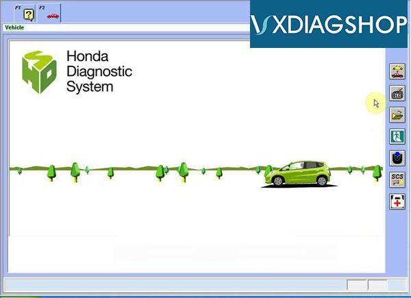 Honda HDS 3103048 I HDS J2534 Rewrite 2