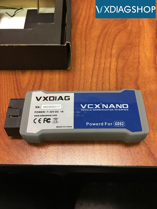 Vxdiag Vcx Nano Fix 2005 C6 Corvette Brake Lights Stay On 01