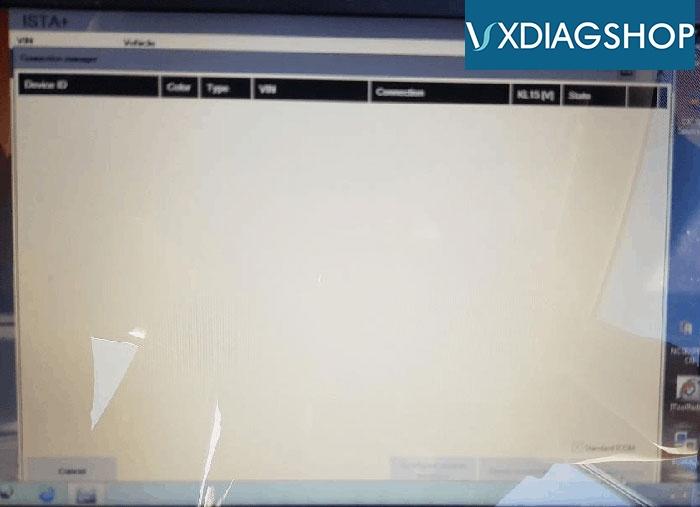 Vxdiag Vcx Se No Device 4