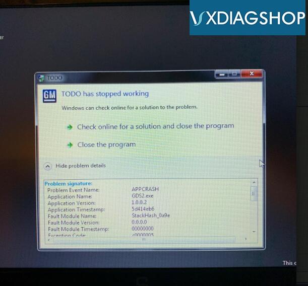 Gds No Valid License Found Error Solution 03