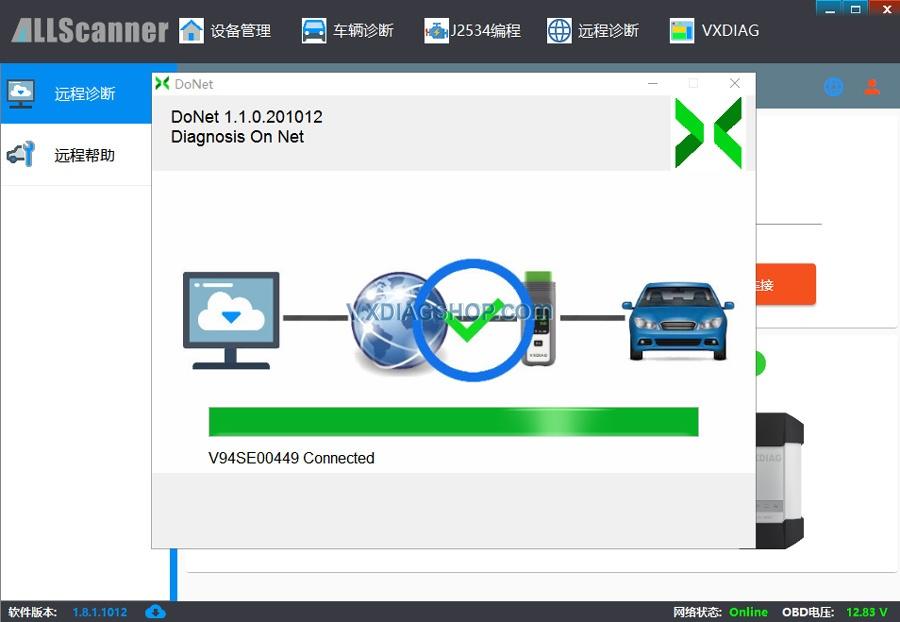 Vcx Se Donet Remote Mercedes Online Programming 03