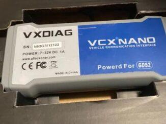 GM VXDIAG 3