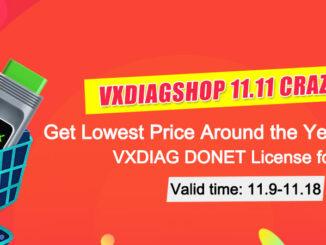Vxdiag 11crazy