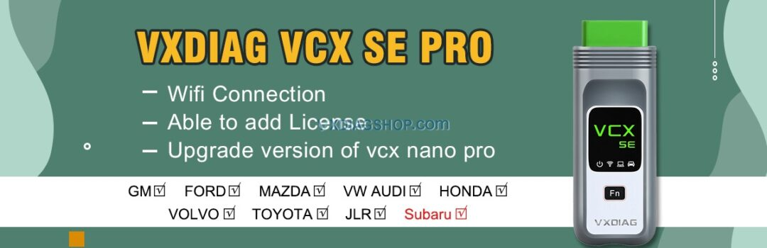 Vcx Se Pro