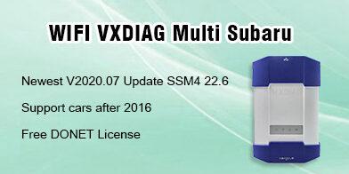 Vxdiag Subaru Ssm3