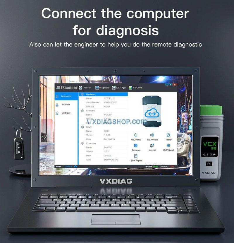 Vxdiag Vcx Se Full 4