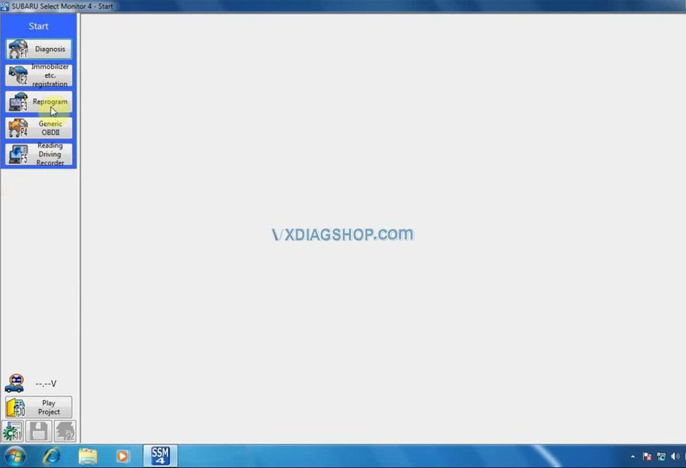Install Vxdiag 2020 07 Subaru Ssm3 19