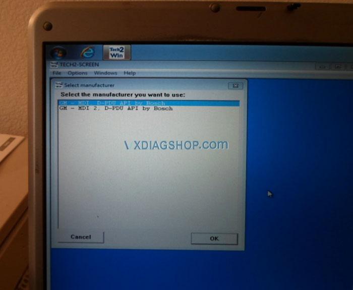 Vxdiag Vcx Nano Gmc Yukon 2
