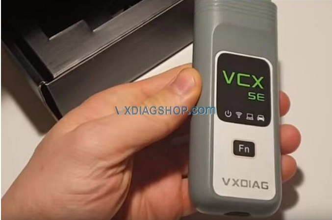 Vxdiag Vcx Se For Bmw User Feedback 02