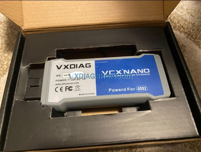 Vxdiag Vcx Nano Gm Gmc Sierra 2