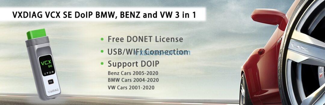 Vxdiag Vcx Se Bmw Benz Vw