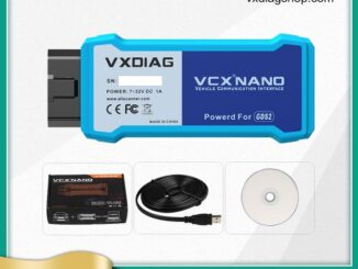 Install Vxdiag Vcx Nano Gm With Pcm Hammer 01