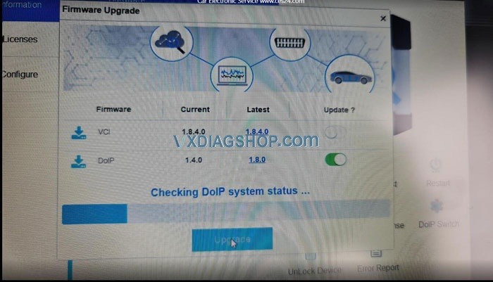 Vxdiag Multi Tool Add Doip License 1