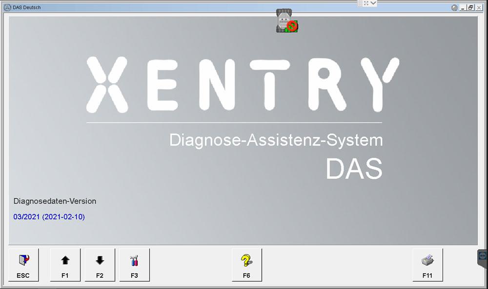 2021 03 Vxdiag Xentry 6
