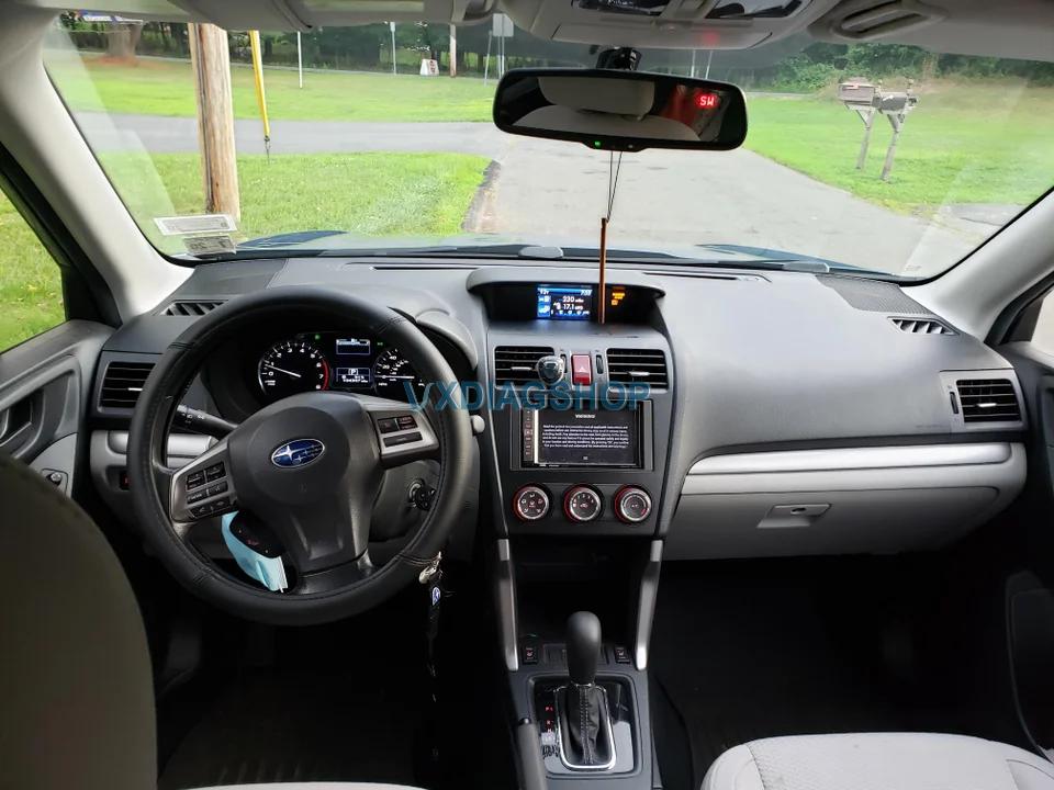 Vxdiag Subaru Ssm Forester Premium 2015 05