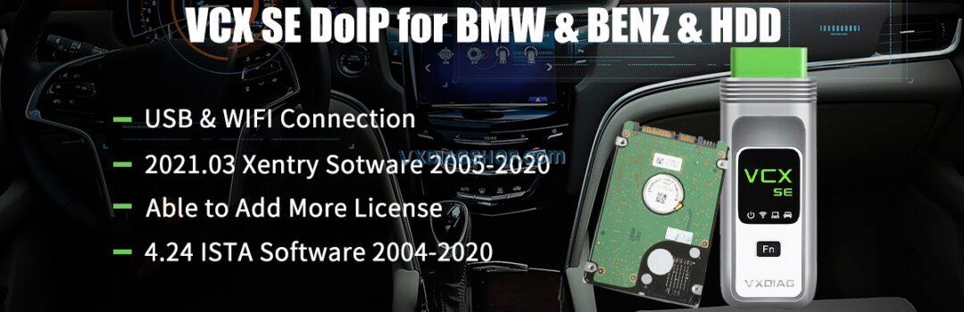 Vxdiag Vcx Doip Benz