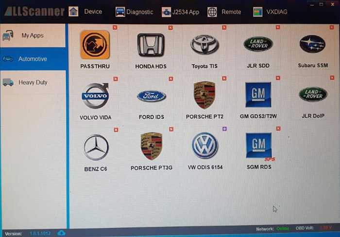 Vxdiag Vcx Pro License Invalid Expired Solution 02