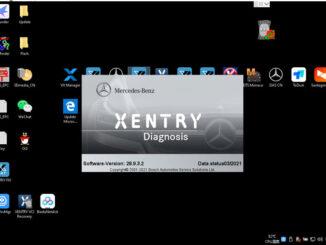 Vxdiag Xentry 12 2018 No Access Authorization Code 03