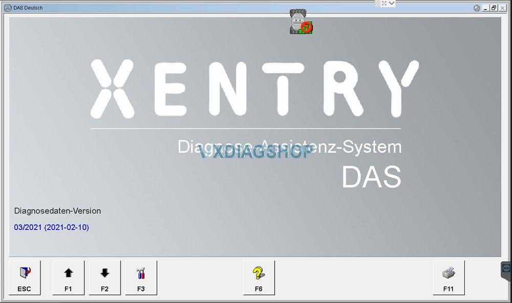 Vxdiag Xentry 12 2018 No Access Authorization Code 04