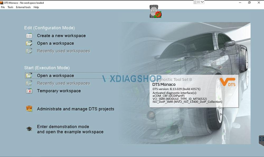 Vxdiag Xentry 12 2018 No Access Authorization Code 06