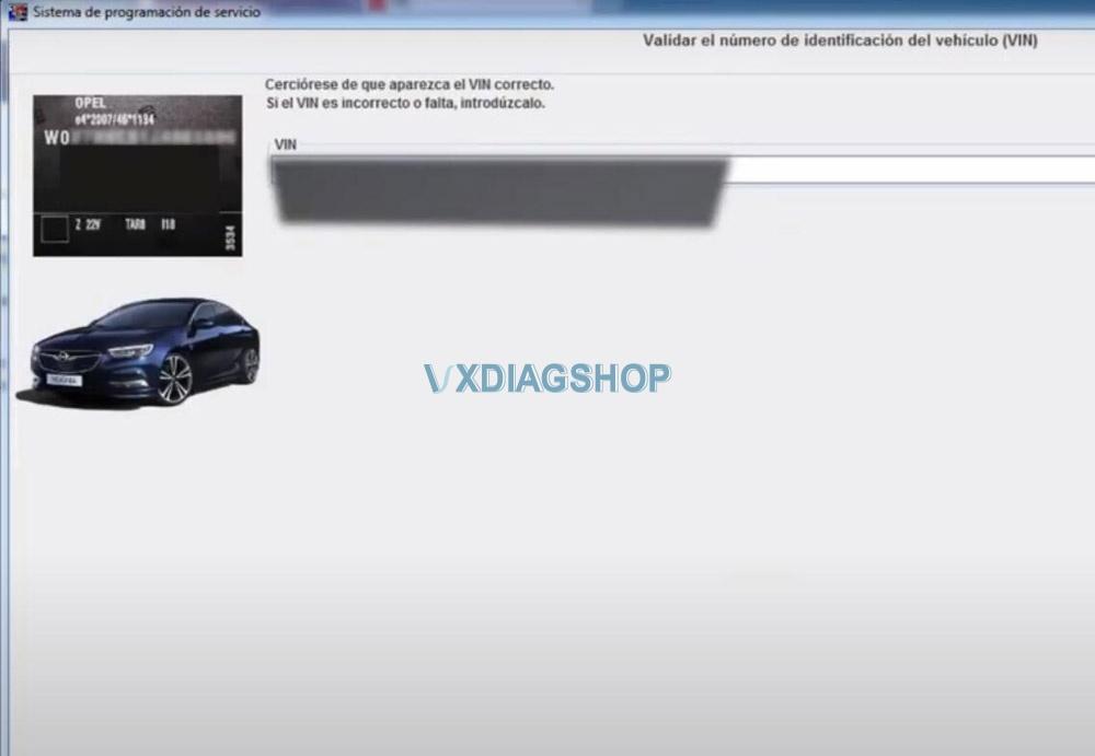 Vxdiag Opel Ecu Program 10