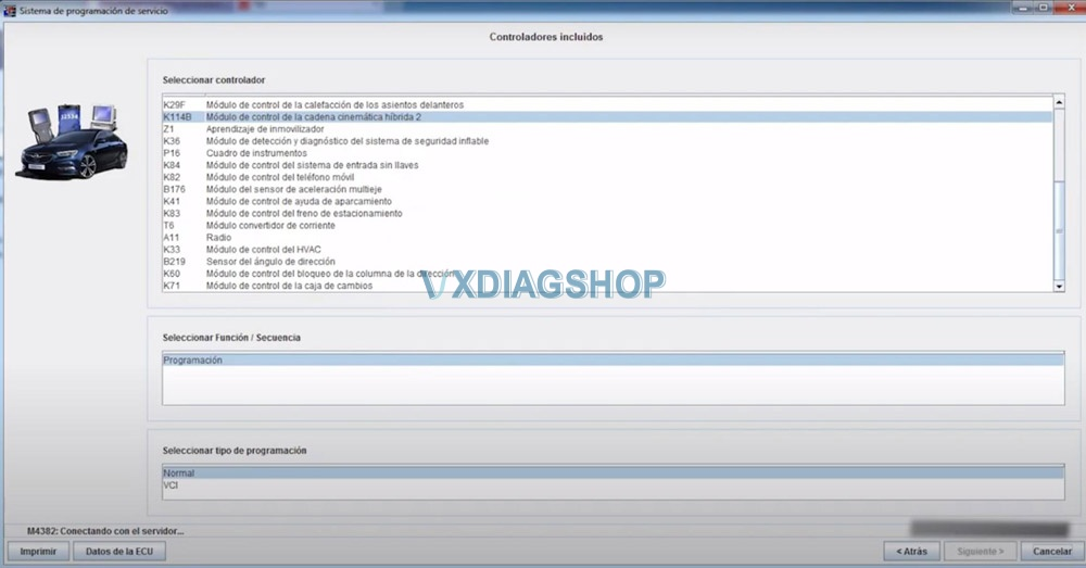 Vxdiag Opel Ecu Program 11