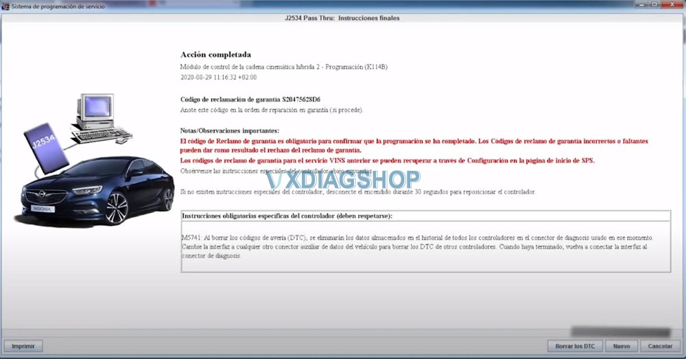 Vxdiag Opel Ecu Program 15