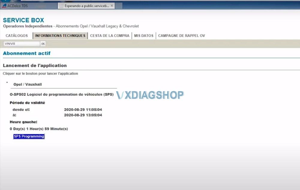 Vxdiag Opel Ecu Program 4