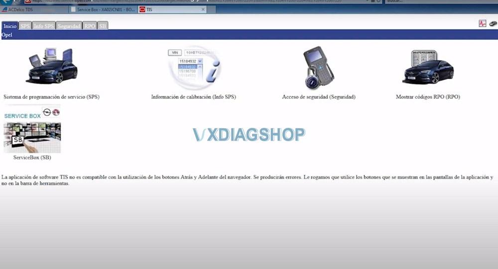 Vxdiag Opel Ecu Program 6