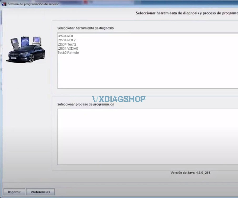 Vxdiag Opel Ecu Program 8