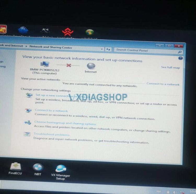 Vxdiag Vcx Se Bmw Software Local Area Connection 01