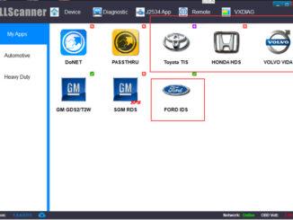 Vxdiag Ford Software