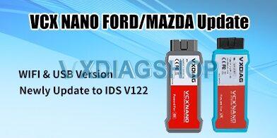 V122 Ford Mazda Vcx Nano