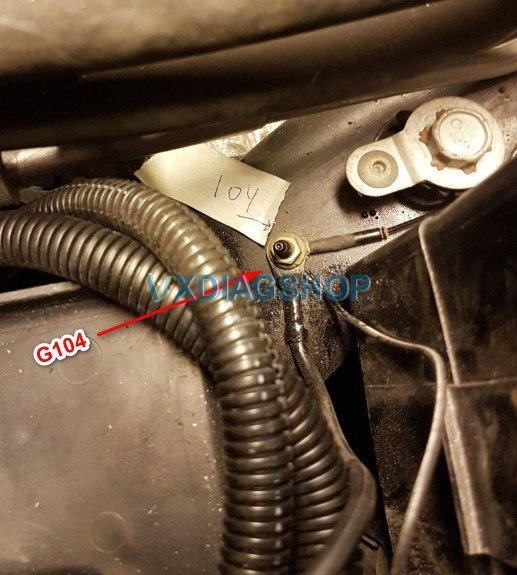 02 2000 Gm Corvette C5 Bcm