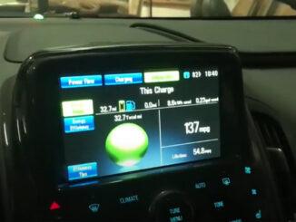 Vxdiag Vcx Nano Reset Lifetime MPG On Chevy Volt 1