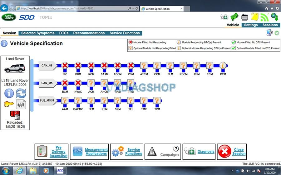 Vcx Se Jlr Software 3