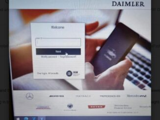 Vxdiag Benz C6 Online Programming Logout 3