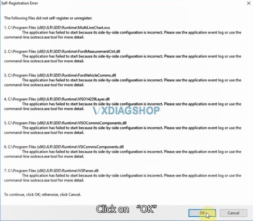 Vxdiag Jlr Sdd V160 Win10 Installation 11