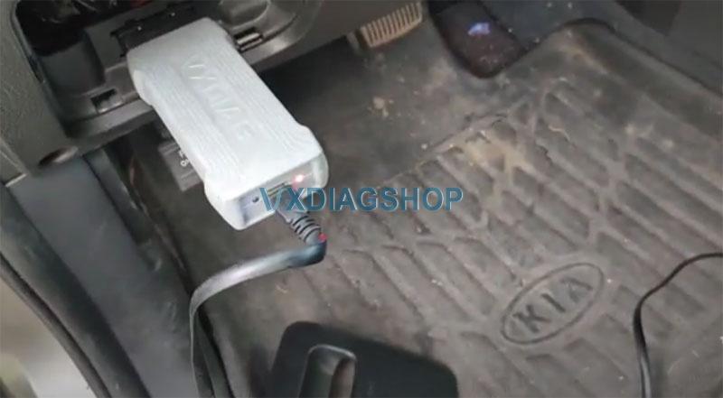 Vxdiag Vcx Nano Ford Passthru Test Kia 2