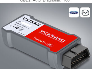 Vxdiag Ford Mazda 1