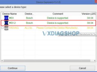 Vxdiag Sps2 Interface